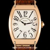 Vacheron Constantin 18k R/G Tonneau Ltd Ed Les Historiques...
