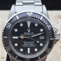 "Rolex Sea-Dweller  1665 LEMRICH Prototype Mark 0 ""Big..."