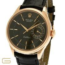 Rolex Cellini Date 18K.Rosegold Ref.50515