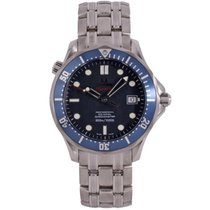 Omega Pre-Owned Seamaster Diver 300m Co-Axial 2220.80.00 2007...