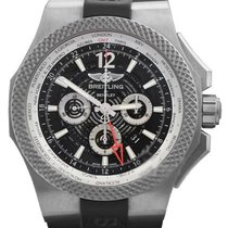 Breitling Bentley GMT Titanium COSC 49MM Men Watch EB043210/BD...