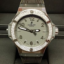 Hublot Big Bang 38 mm Steel 38mm Grey Arabic numerals United Kingdom, Wilmslow