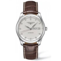 Longines Steel 38.5mm Manual winding L2.755.4.77.3 new United States of America, New York, New York