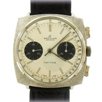 Breitling Top Time Steel 37mm Silver United States of America, New York, New York