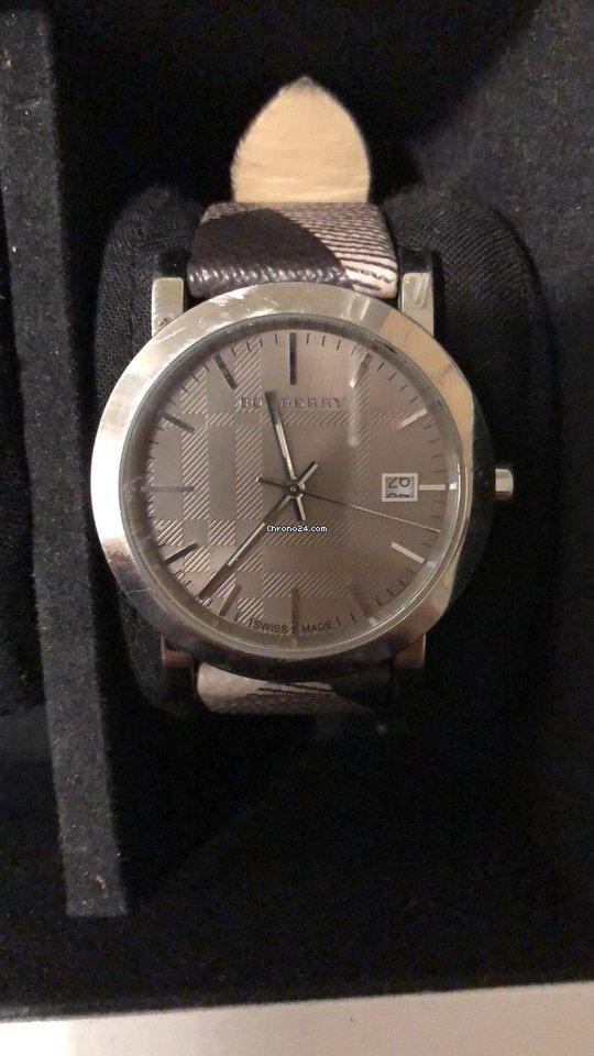 49f53e997ca Comprar relógios Burberry