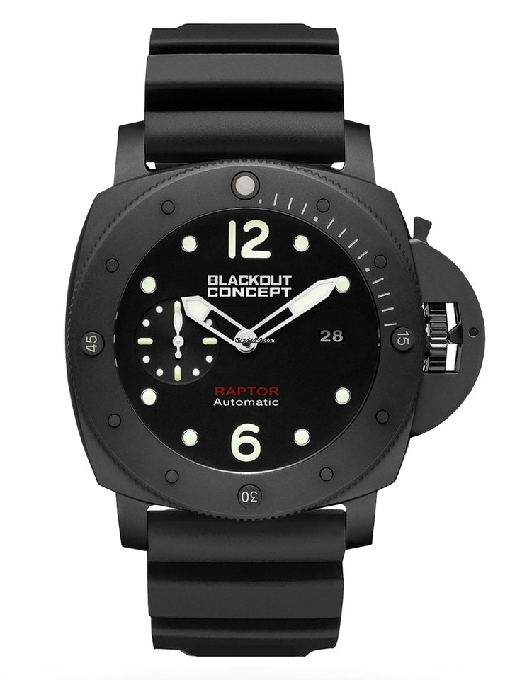 0c6bd05f494 Black-Out Concept watches - all prices for Black-Out Concept watches on  Chrono24