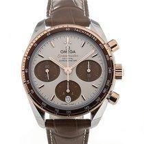Omega Speedmaster neu Automatik Chronograph Uhr mit Original-Box und Original-Papieren 324.23.38.50.02.002