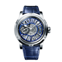 Louis Moinet new Automatic Small Seconds Limited Edition 43,2mm Steel