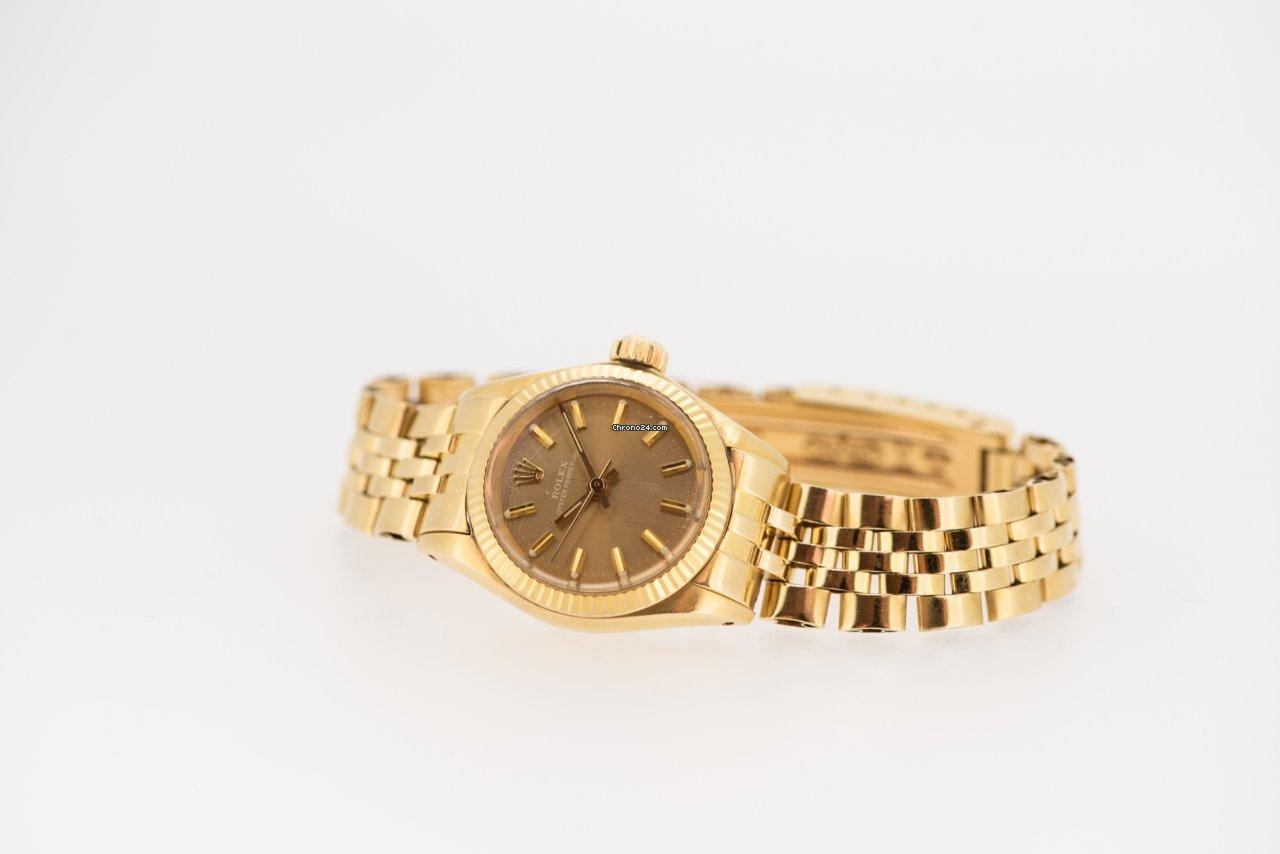 Rolex Oyster Perpetual 67198 1970 gebraucht