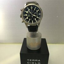 Terra Cielo Mare Stål 47mm Automatisk tc7014ac3pa ny
