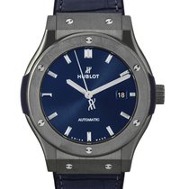 Hublot Classic Fusion Blue Ceramic 42mm Blue United States of America, California, San Mateo