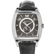 Patek Philippe Gondolo Platinum 51mm Grey No numerals United States of America, Maryland, Baltimore, MD