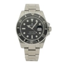 Rolex 116610LN Steel 2015 Submariner Date 40mm pre-owned United Kingdom, Liverpool