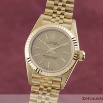 Rolex Oyster Perpetual 24.5mm Or