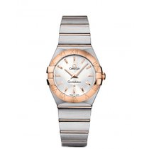 Omega Constellation Quartz 123.20.27.60.02.001 2019 nouveau