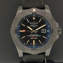 Breitling Avenger Blackbird Titanium 48mm Black No numerals United States of America, New York, New York