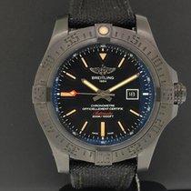 Breitling V17310 Titanium 2010 Avenger Blackbird 48mm pre-owned United States of America, New York, New York