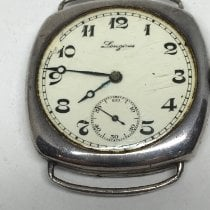 Longines Silver Manual winding pre-owned