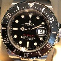 Rolex Sea-Dweller Steel 43mm Red No numerals
