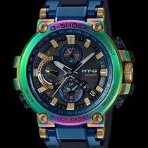 Casio nov Kronograf Svjetleca kazaljka PVD/DLC obloga 55.8mm Zeljezo Safirno staklo
