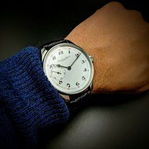IWC Steel 48mm Manual winding pre-owned