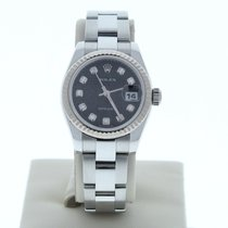 Rolex Lady-Datejust 26mm Srebro