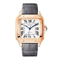 Cartier Rose gold 35.1mm Automatic WGSA0012 new