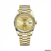 Rolex Day-Date 40 Yellow gold 40mm Yellow United States of America, New York, New York