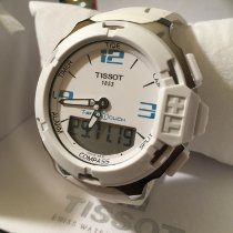 Tissot T-Race Touch Steel 42mm White