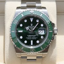 Rolex Submariner Date 116610LV Very good Steel 40mm Automatic United Kingdom, London