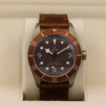 Tudor Black Bay Bronze Bronze 43mm Brown Arabic numerals United States of America, Tennesse, Nashville