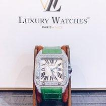 Cartier Santos 100 nov 2014 Automatika Sat s originalnom kutijom i originalnom dokumentacijom W20073X8