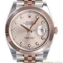 Rolex Datejust 126301 Unworn Gold/Steel 41mm Automatic