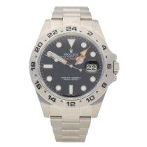 Rolex Explorer II 216570 - Black Dial - Unworn