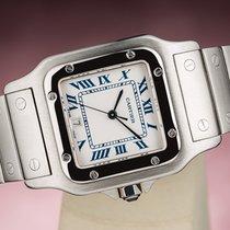 Cartier SANTOS GALBÈE DATE CLASSIC CLASSIQUE KLASSIK