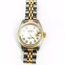 Rolex Lady-Datejust Gold/Steel