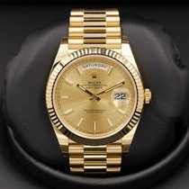 Rolex Day Date 40 228238 Yellow Gold