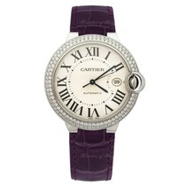 Cartier Ballon Bleu 42mm WE900951 new