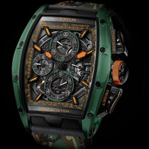 Cvstos Challange Chrono GT II Eric Kuster Camouflage Limited...