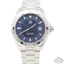 TAG Heuer Aquaracer 300M | Stainless Steel Blue Dial Quartz |...