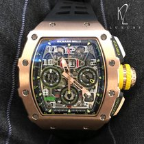 Richard Mille Rose gold Automatic RM011-03 new