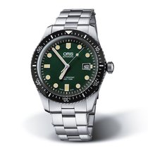 Oris Divers Sixty Five 01 733 7720 4057-07 8 21 18 nouveau