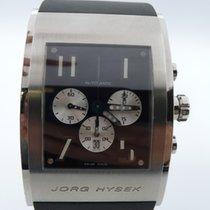 Jorg Hysek Stahl 37mm Automatik ki04-0188 neu