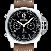 Panerai Luminor 1950 3 Days Chrono Flyback new Automatic Watch with original box and original papers PAM00653