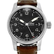 Oris Watch Big Crown Pointer Date 645 7629 40 64 LS