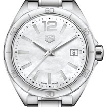 TAG Heuer Formula 1 Lady Steel 35mm Mother of pearl United States of America, New York, Airmont