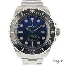 Rolex Sea-Dweller Deepsea D-Blue James Cameron NEW MODEL 126660