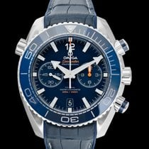 Omega Seamaster Planet Ocean Chronograph new Automatic Watch with original box and original papers 215.33.46.51.03.001