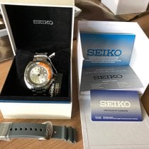 Seiko SRPD01K1 Staal Prospex (Submodel) 45mm