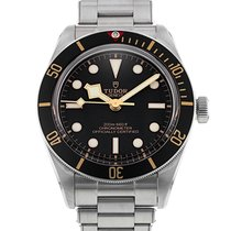 Tudor M79030N-0001 Stahl Black Bay Fifty-Eight 39mm